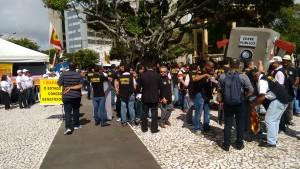 Policiais civis na Operação Parcelamento e o cofre público dilapidado