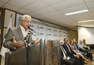 Governador Jackson Barreto disse que está alegre com esse investimento