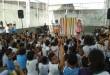 Personagem Zé da Luz , da Energisa, orienta crianças em Aracaju