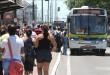 População não gostou do reajuste da passagem de ônibus. Foto: André Moreira