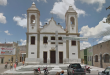 Igreja Nossa Senhora  Santana, em Aquidabã. Fonte: Google Maps