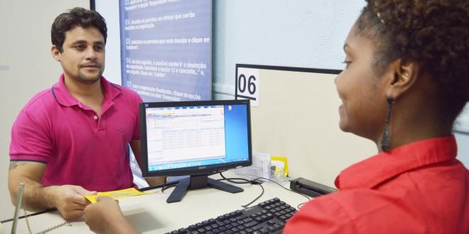 Márcio vai cursar Radiologia na Maurício de Nassau. Foto:  Ascom\ Maurício de Nassau