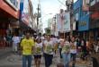 O Bloco da Resistência já está nas ruas Foto: Dea Jacobina/Sindicato dos Bancários