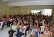 Professores votaram pelo adiamento do ano letivo Foto: Ascom\Sindipema
