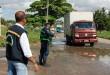 Cerca de 30 auditores fizeram a fiscalização nas principais rodovias do Estado