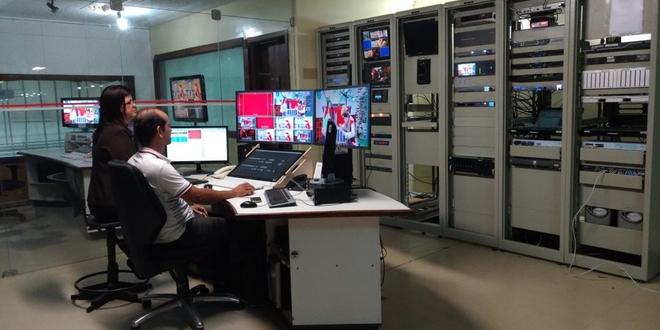 A  inauguração do novo sistema na TV Aperipê será no dia 6 de setembro Foto: Ascom TV Aperipê