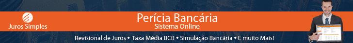 Juros Simples - Revisional de Juros e Perícia Bancária