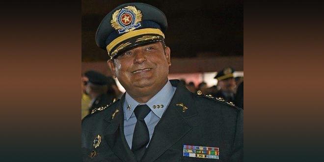 O coronel Rocha diz que quer fazer a diferença no Congresso Nacional