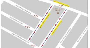 Veja as mudanças no bairro Luzia