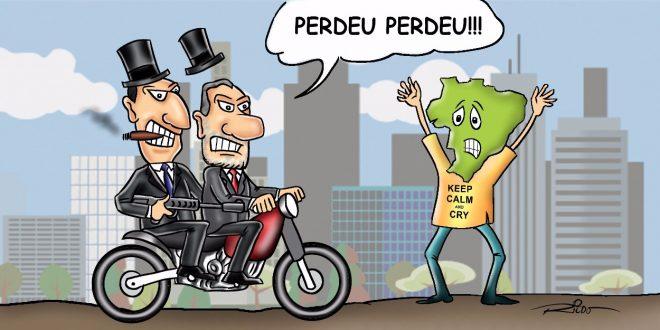 Ilustração de Rildo Bezerra
