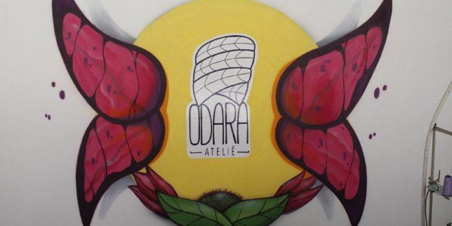 Logotipo do Projeto Odara Fotos Carolina Matias