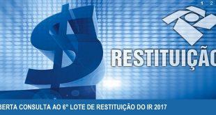 restituição IR