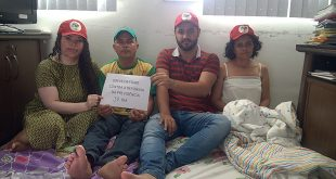 Militantes estão em greve de fome contra Reforma da Previdência