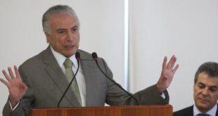 Ex-presidente Michel Temer é preso pela PF