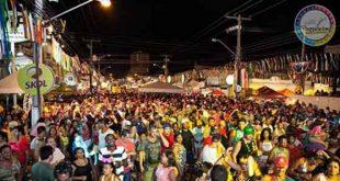 Cerca de 1 milhão de foliões são esperados no Rasgadinho