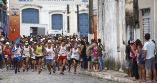 Mais de 3 mil atletas vão correr a São Cristóvão Aracaju