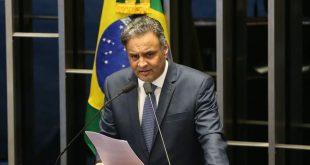 STF decide que o senador Aécio Neves é réu
