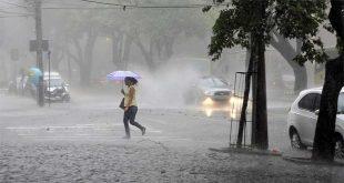 Chuvas vão continuar em Aracaju, assegura meteorologista