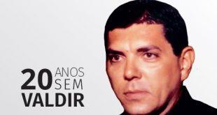 """MP abre exposição """"20 anos sem Valdir"""""""