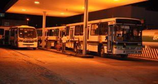 Pode faltar ônibus amanhã, caso prossiga o desabastecimento de diesel