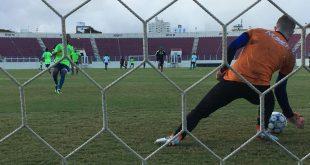 Confiança se prepara para enfrentar o Atlético Acreano