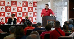 Marcio Macedo defende jornada de atos a favor de Lula