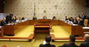 STF aprova reajuste de salário de ministros para 2019