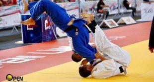 Judocas participam de campeonato no Ceará