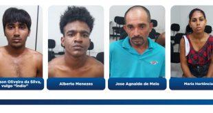 DHPP e GERB  prendem homicidas em Riachão do Dantas