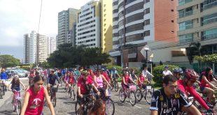 Cerca de mil ciclistas participam do Pedalando com Dom Bosco