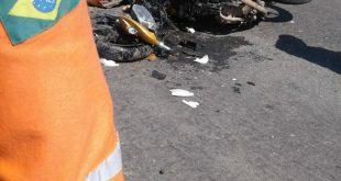 Cabo da PM morre em acidente da BR-101