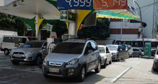 Litro da gasolina pode ultrapassar os R$ 5