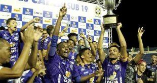Time sub-20 do Confiança vai enfrentar o Vitória