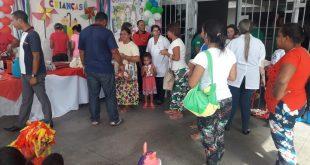 Internos de Areia Branca e familiares festejam o Dia das Crianças