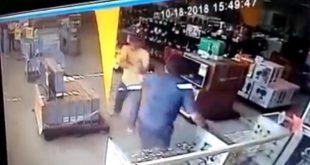 SSP procura bandidos que roubaram arma de PM
