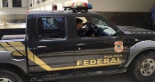 PF prende suspeitos de ligações com facções criminosas