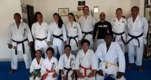 Caratecas sergipanos participam de campeonato em Buenos Aires
