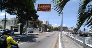 SMTT instala 24 novas placas em Aracaju