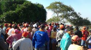 PM tem 75% de sucesso em reintegrações de posse de terra