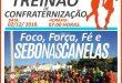 Equipe Sebo nas Canelas promove treinão corrida de rua