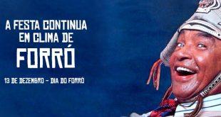 Fundap comemora o dia Nacional do Forró