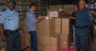 Sefaz apreende carga de cigarro avaliada em R$ 1,5 milhão