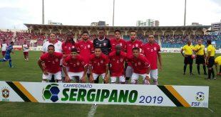 Sergipe estreia hoje na Copa do Nordeste contra o ABC/RN