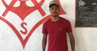 Igor Trindade chega para reforçar o Sergipe
