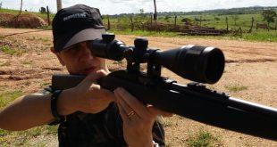 Num país inseguro, o novo alvo são as escolas de tiro