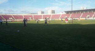 Sergipe perdeu para o Botafogo por 2×1