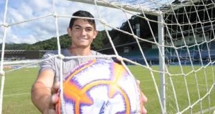 Sergipano é artilheiro do Campeonato Catarinense