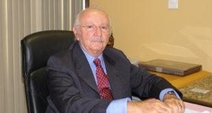 Morre o ex-presidente do TJ, Pascoal Nabuco D'Ávila