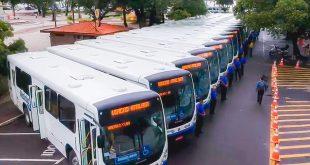 Passageiros recebem 28 ônibus novos