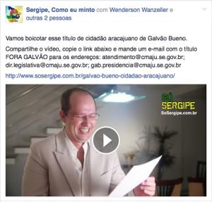 Fora Galvão